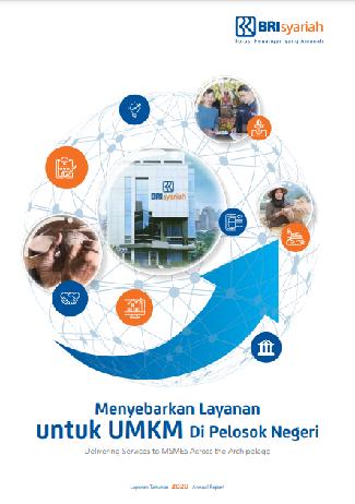Laporan Tahunan PT Bank BRI Syariah 2020